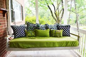diy porch swing howtospecialist how to build step by step diy