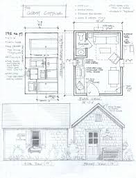 cabin blueprints mesmerizing small home plans free 32 cabin tiny house