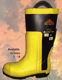 Firefighter Safety Boots by Bte West Boots