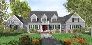 cape house plans exterior the original cape cod house plans 9 of 9 photos