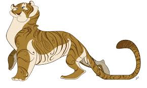 character design tiger by shayfifearts on deviantart