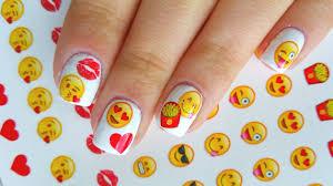 emoji nails youtube