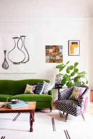 Navy Blue Sofas by Best 25 Green Sofa Ideas On Pinterest Green Living Room Sofas