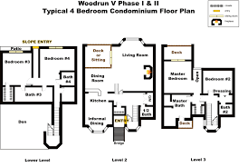 Paul Revere House Floor Plan by Residence 8 Snowmass Condo Rental At Woodrun V
