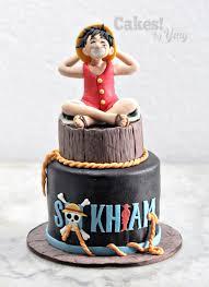 Some One Piece Cake One Piece Cake Ideas U2013 Crustncakes Online