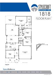 hillside floor plans 1517 hillside drive new homes in temple tx