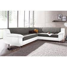 canape d angle bicolore canapés d angle large choix de canapés d angle sur 3suisses