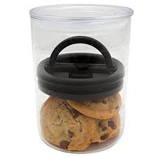 airscape kitchen canister amazon com airscape glass coffee and food storage canister 64 oz
