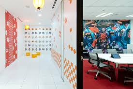tokyo google office google s newest tokyo offices office snapshots