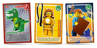 lego create the world cards complete list the collector