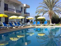 anna hotel apartments paphos city cyprus youtube