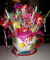 centerpiece ideas for candy buffet implementing candy