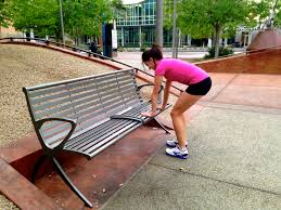 Park Bench Position Park Bench Workout