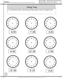second grade math worksheets to print free printable for nd kids