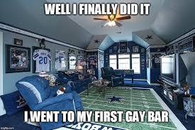 Dallas Cowboys Funny Memes - gay bar imgflip