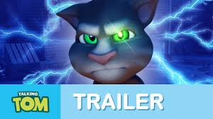 talking tom cat the legend is back official trailer
