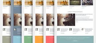 Elegant Colors élan Is A Minimalist And Elegant Joomla Template From Joomlashack