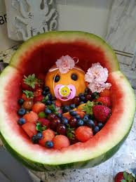 fruit basket by don szegedi baby shower ideas creative