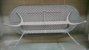Chair Repair Straps by Cast Aluminum Refinishing Furniture Repair Sarasota