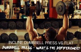 Bench Press Vs Dumbbell Press Incline Dumbbell Press Vs Flat Dumbbell Press Crazybulk Blog