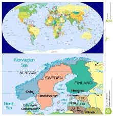 Map Of Denmark Map Of Denmark Europe Thefreebiedepot Best World Besttabletfor Me