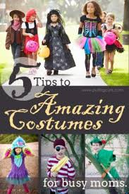Cheap Halloween Costumes Easy Costume Ideas Busy Moms