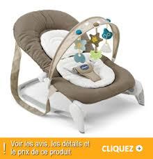 siege pour bébé transat bébé pas cher choisir un siège pliable multifonctions