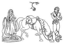 flynn rider coloring page coloring page disney coloring pages