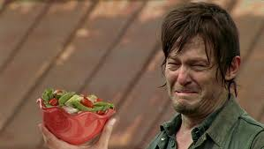 Daryl Dixon Memes - 5 memes starring crying daryl that you definitely have to see