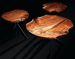 Diy Wood Slab Coffee Table by Side Table Petrified Wood Slab Coffee Table Wood Slab Side Table