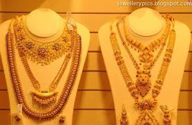 bridal set collection by kalyan jewellers