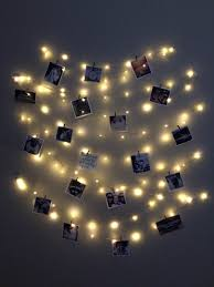 Led Bedroom Lights Decoration Bedroom String Lights Decorative With Family Photos Also Led