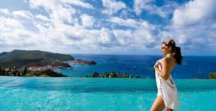 Saint Barts Map by Villa The View Colombier St Barts By Premium Island Vacations