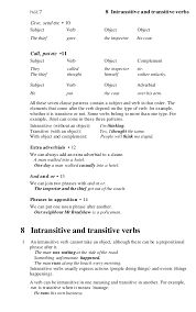 Sample Skills Resume by Oxford Guide To English Grammar