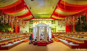 Indian Wedding Decoration Packages Fiber Manufacturing Stages Wedfish Decors In Coimbatore India