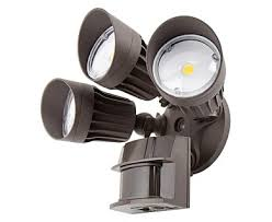 led motion sensor light 3 security light 30w 2 450 lumens