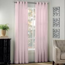 Light Pink Curtains Buy Light Pink Curtains From Bed Bath Beyond