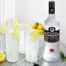 vodka tonic buy russian standard vodka 31dover