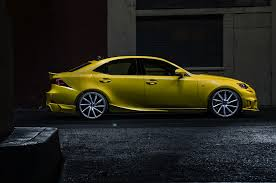 lexus is vossen 2014 lexus is takes six different forms at 2013 sema show motor