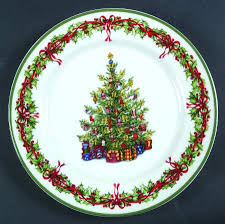 christmas plates vignette design festive christmas plates for the table