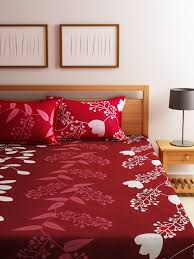 Her Side His Side Comforter Bedsheets Buy Single U0026 Double Bedsheets Online Myntra