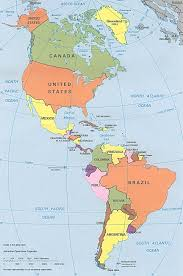 Political Map United States by File Political Map Of The Americas Jpg Wikimedia Commons