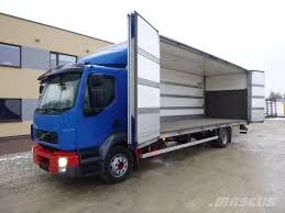 volvo trucks south africa head office volvo fl240 4x2 manual lift spoilers side open van body trucks