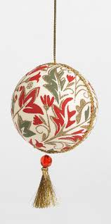 Christmas Decorations Shop In Liverpool by Shop Christmas Decorations Stately Home Printed Ball