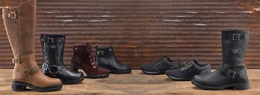 casual u0026 motorcycle boots u0026 shoes harley davidson footwear