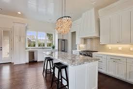 White Kitchen Cabinets With Gray Granite Countertops Redtinku - Granite on white kitchen cabinets