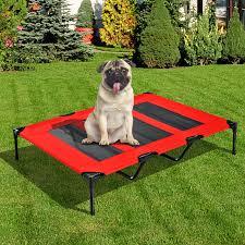 Trampoline Hanging Bed by Dog Hammock Bed Korrectkritterscom