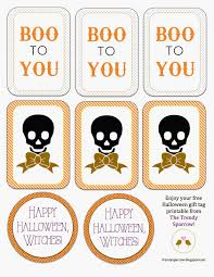 halloween gift tags templates 41 printable and free halloween templates hgtv just wrap it