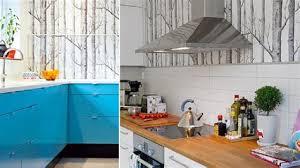 le pour cuisine moderne papier peint pour cuisine moderne 11 cuisine avec 238lot