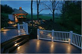 Outdoor Patio Lighting by Backyards Charming Image Of Patio Lighting Ideas Gallery 108